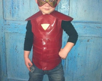 Superhero  Advengers /Ironman Inspired !! SALE! I have one size 3T Ready To Ship Today!!