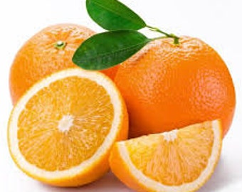 Sweet Orange 100 % Pure Essential Oil