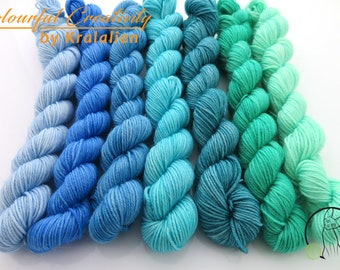 Pre-order: Under the sea -  Colourful Smooth Sock Set
