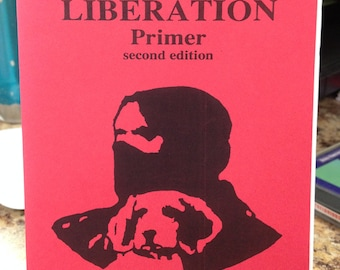 Keep Fighting ALF Animal Liberation Front Pamphlet