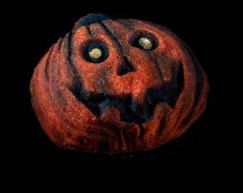 Happy Halloween! Pumpkin Pecan Waffles Scented Bath Bomb!