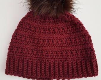 The Artemis Hat Crochet Pattern