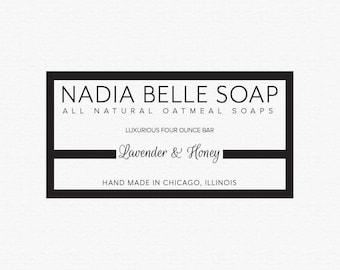 Premade Label Design Soap Custom Lotion Labels Candle Label Design Custom Soap Labels Custom Soap Labels Premade Custom Text & Colors