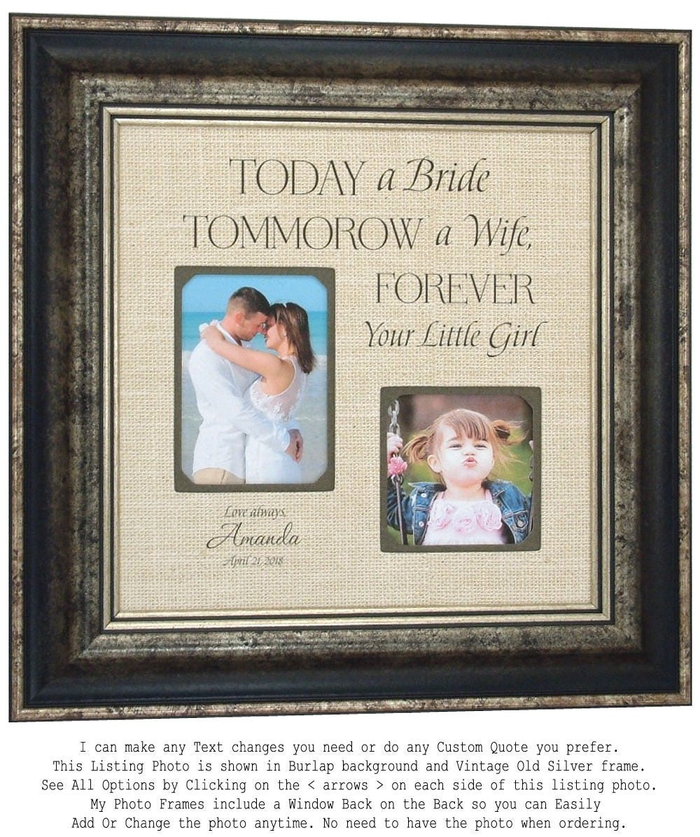 Personalized Wedding Gifts For Parents: Personalized Wedding Gifts For Parents Father Of The Bride
