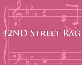42ND Street Rag