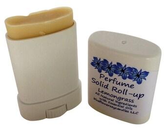 Lemongrass Essenital Oil Solid Perfumes