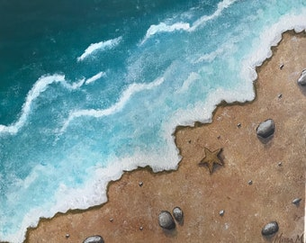 Rocky Beach - Print