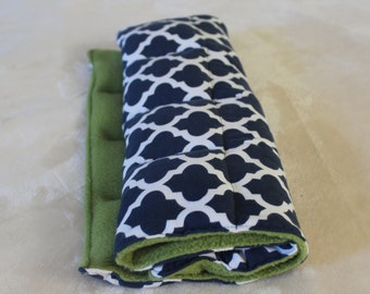 """XL Extra Large (25'X15"""") Heating Pad. Back Pain Relief. Therapeutic Heat Pack. Weighted blanket.  Spa Day. Aromatherapy."""