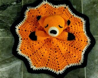 Baby Fox Security Blanket