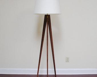 Brand-new Wood floor lamp | Etsy GA13
