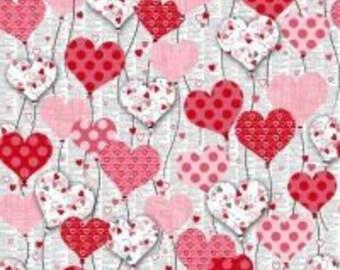 Studio e fabric - dear heart  -  3588