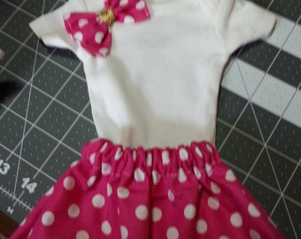 Onesie Outfit & Matching Headband