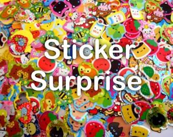 Sticker Surprise