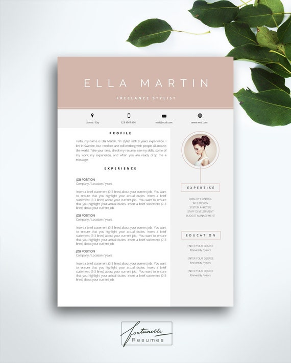#2 para I need to buy 10 infographic CV template (6 in Arabic Languages