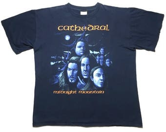 CATHEDRAL vintage 1993 shirt - XL