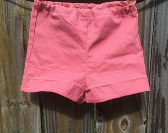 3T High-waisted Shorts