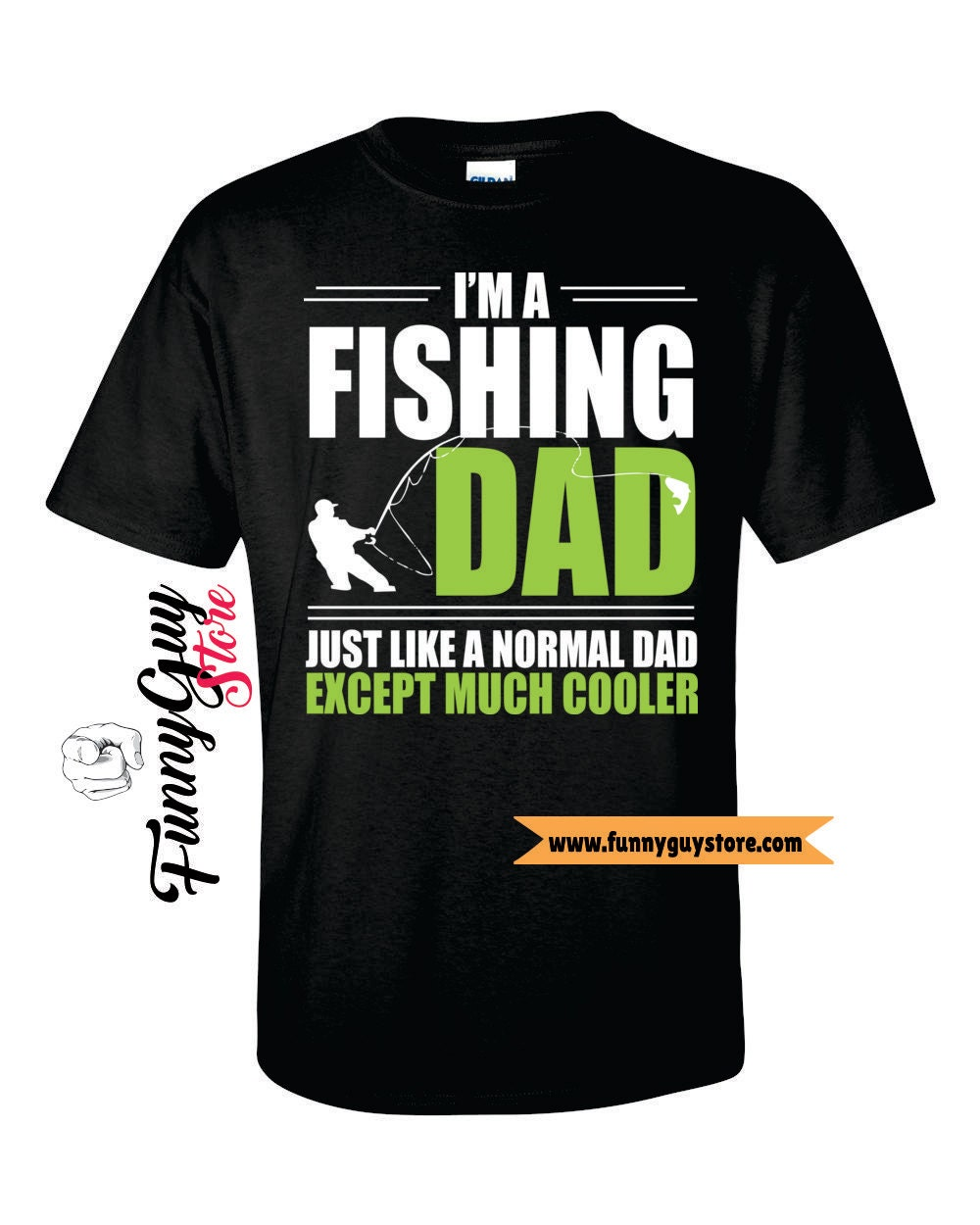 Funny Fishing Shirts For Her