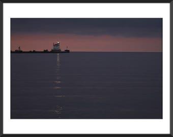 Light of Hope - Ohio - Photo Print Nature Photography (OE1)