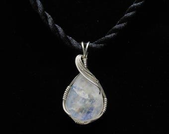 Moonstone Pendant.Listing 541899526