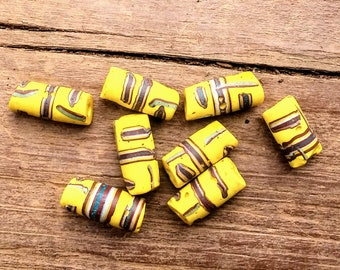 8 Vintage African Trade Beads