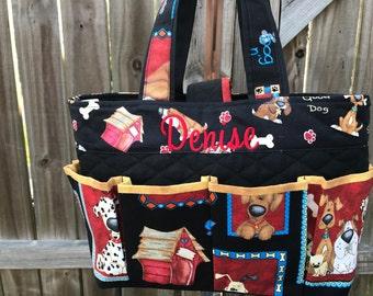 Eight pocket Bingo Bag