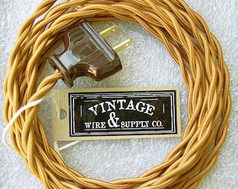 antique lamp cord etsy rh etsy com antique lamp wiring kit vintage lamp wiring kit