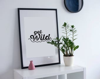 Inspirational Quotes, Printable Quotes, Wall Art Quotes, Quotes Posters, Framed Quotes, Quote Prints, Motivational Quotes, 50 x 70 Poster