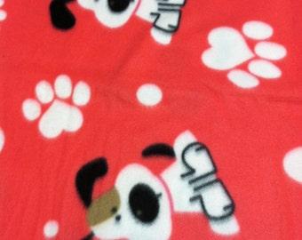 RaToob, Doggone Adorable Pups on Salmony Pink
