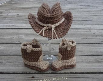 Brown cowboy hat, newborn cowboy outfit, newborn cowboy boots, baby cowboy hat, baby cowboy outfit, baby cowboy boots cowboy photo outfit