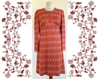 """1960's Vintage Deadstock NOS """"Syntric"""" Dress"""