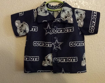 Dallas cowboys Baby shirts