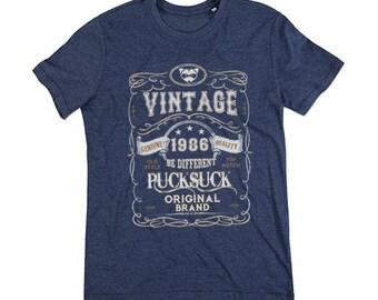 VINTAGE Boy T-shirt.