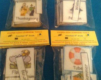 Seasons Felt Sets, Seasons Felt, Seasons, Felt Board Sets, Felt Board, Flannel Board, Felt Story Board, Preschool Learning, Kindergarten