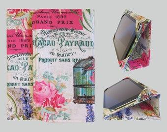 iPad Cover Hardcover, iPad Case, iPad Mini Cover, iPad Mini Case, iPad Air Case, iPad Pro Case, iPad 2, iPad 3, iPad 4 Paris 1889