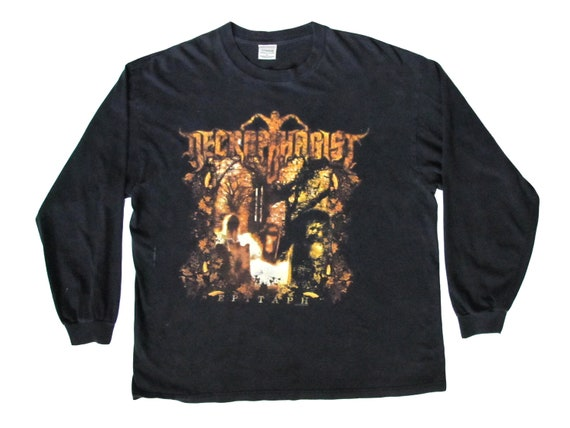 "Necrophagist ""Epitaph"" L/S Shirt"