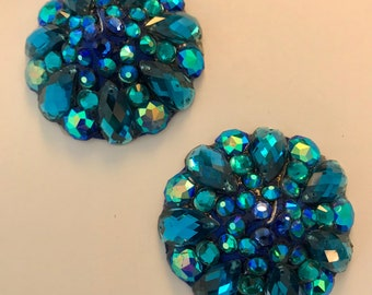Newbie pasties, blue