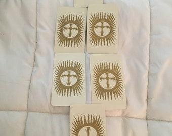 6 Card Spring Equinox Spread