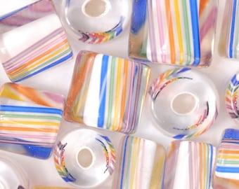 Astro Pop! David Christensen Furnace Glass Beads (293)
