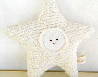 A Star is Born Twinkle Waldorf Toy Eco Kids Baby Shower Gift Child Plush