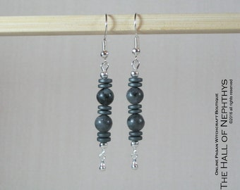 Psychic Protection Earrings