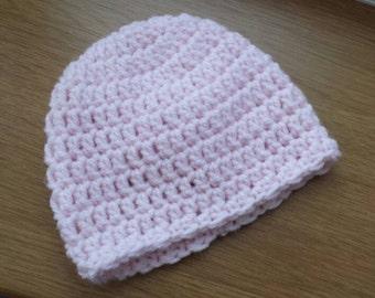 Preemie, crochet, hat, doll, doll clothes, crochet hat, crocheted, doll clothing, preemies, baby crochet, doll hat, baby hat, handmade
