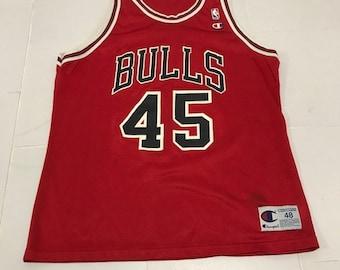 VTG Michael Jordan #45 Jersey by Champion Sz. 48