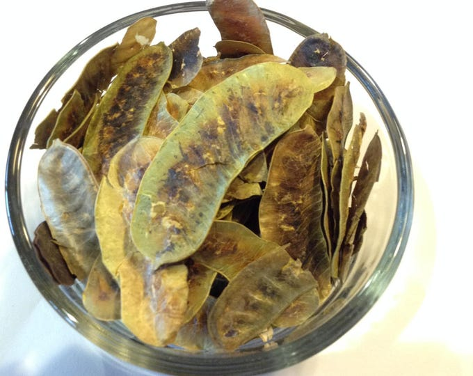 8 oz Senna Pods Organic  no sulfites no soy no gluten no fillers no additives