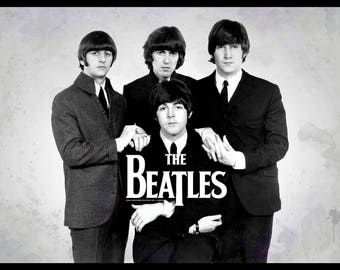 The Beatles    Exclusive Poster Print