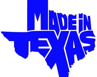 Digi-tizers Made In Texas cut file