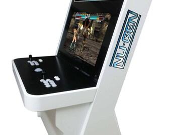 Nu-Gen Media Arcade Machine