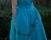 Beautiful 1950s turquoise...