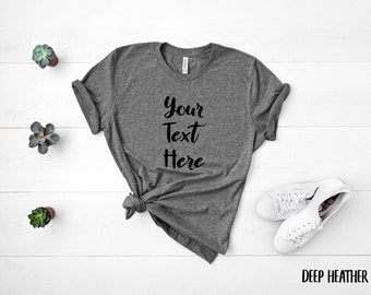 Custom Shirts - Custom Shirts for Women - Design Your Own Shirt - Design Your Own Tshirt - Your Text Here - Womens Shirt - Womens T Shirt