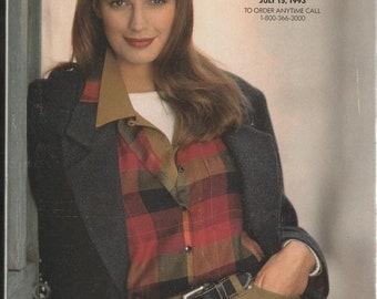 BTS Sears 1992-1993 Annual Fall Winter Catalog Edition 285