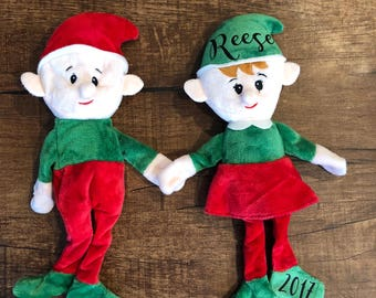 Elf/Elves (Personalized)